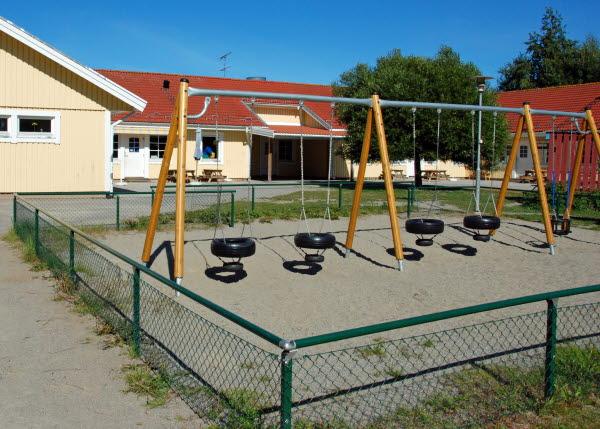 Bild på Böleängens förskola.