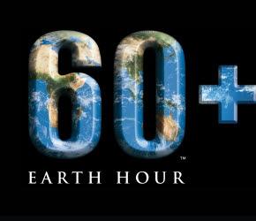 Lördagen den 28 mars mellan klockan 20:30 kan du delta i Earth hour.