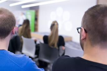 Bild på elever.