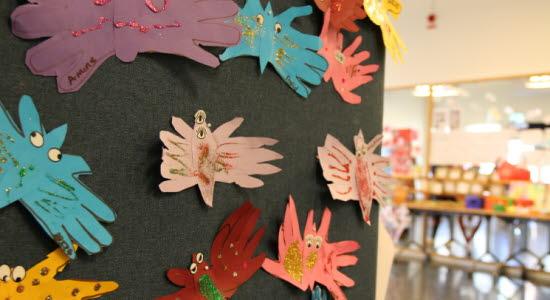 Förskolans dag firades på Tallnäs förskola
