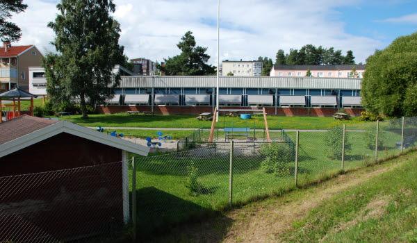 Bild på Framnäs förskola.