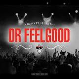 Bilden föreställer en konsert med Dr Feelgood