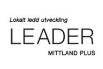 Bilden föreställer Leader logga