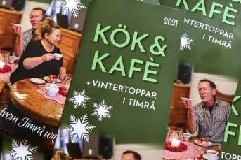 Bilden föreställer framsida på broschyren Topp 100 i Timrå