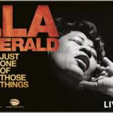 Bilden föreställer en bild på Ella Fitzgerald