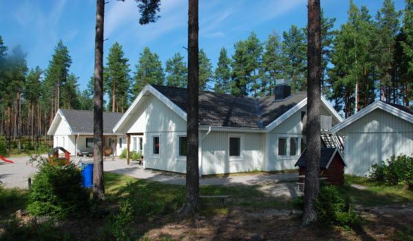Bild på Älvstrandens förskola.