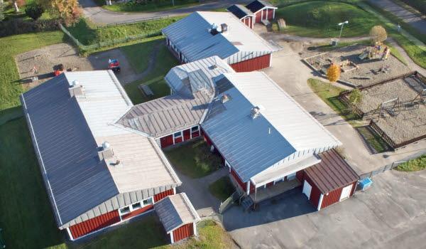 Bild på Söråkers förskola.