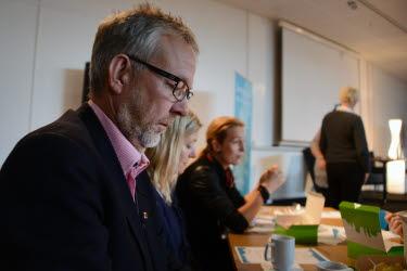 Bilden föreställer vår upphandlingsstrateg Stefan Eriksson