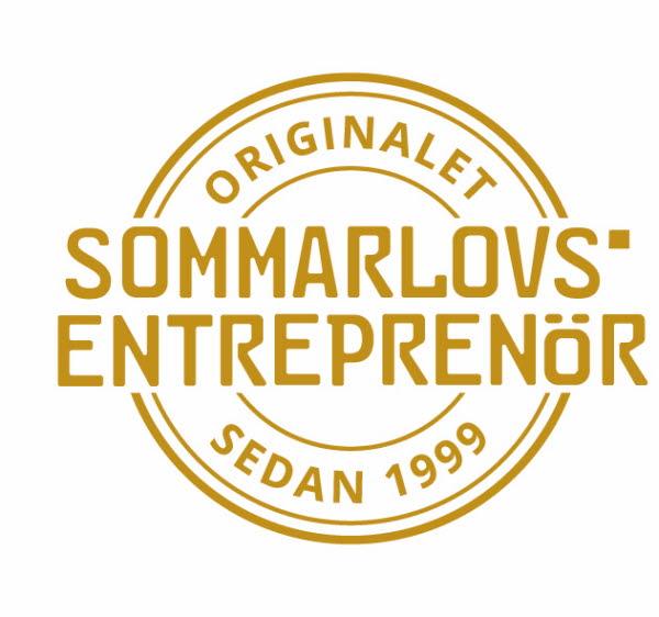 Sommarlovsentreprenör originalet sedan 1999