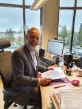 Stefan Dalin (S) skriver under medborgarlöftet